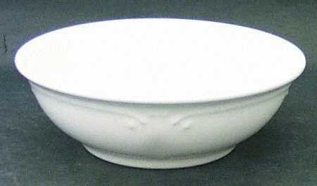 """Retired PFALTZGRAFF GRAPEVINE 6"""" CEREAL BOWL SET of 4 No Design Discontinued Dinnerware Dishes"""