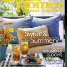 Better Homes and Gardens Magazine ~ June 2004 ~ Gently Read Copy Back Issue