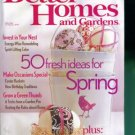 Better Homes and Gardens Magazine April 2006 Gently Read Copy Back Issue