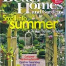 Better Homes and Gardens Magazine July 2006 Gently Read Copy Back Issue