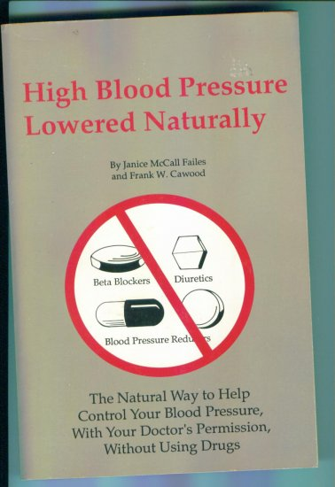 High Blood Pressure Lowered Naturally Janice McCall Failes PB Holistic Healing location28