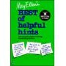 Mary Ellen's Best of Helpful Hints ~ Tips Tricks Housekeeping ~ Paperback location28