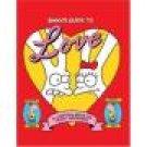 Matt Groening ~ Binky's Guide to Love ~ Hardcover ~ Comedy