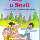 Hello Math Reader Level 2 Slower Than a Snail Anne Schrieber K - Grade 2 location102