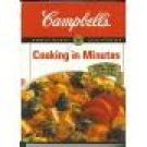 Campbell's 75th Anniversary Cookbook Cooking In Minutes Softbound location102