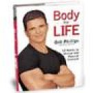 Body For Life Bill Phillips Hardcover Exercise Health Mental & Physical Strength location102