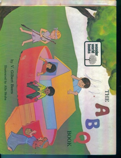 The ABQ Book ~ V Gilbert Beers ~ Alla Skuba ~ Ages 3 and up Homeschool