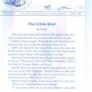Wee Lambs Volume 33 No. 14 April 7 1996 ~ Rod and Staff Publishers ~ Back Issue Leaflet
