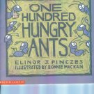 One Hundred Hungry Ants ~ Elinor J Pinczes ~ Scholastic location96