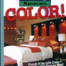 Trading Spaces ~ Color! ~  Softcover ~ TLC Life Unscripted  Home Decorating Book