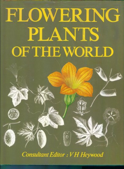 Flowering Plants of The World ~ Consultant Editor V H Heywood ~ Hardcover
