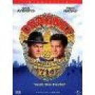 Dragnet ~ VHS ~ Tom Hanks Dan Aykroyd ~ Comedy Movie 900-11s