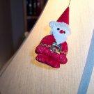 Vintage Paper Santa Ornament Old Ornaments Box3 ORN2