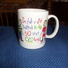 Lady Love Gifts 30 Year Old Joke Birthday Coffee Cup Mug locational2