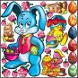 Easter Reusable Decal Stickers
