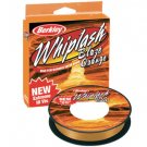 BERKLEY Whiplash Blaze Orange 80lb (0.24mm) x 300yards (274m)