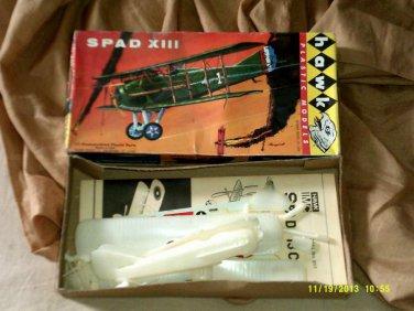 1/48 Vintage  Spad XIII by Hawk PLastic Model Co.