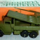 1/72 Katyusha Rocket Artillery Truck