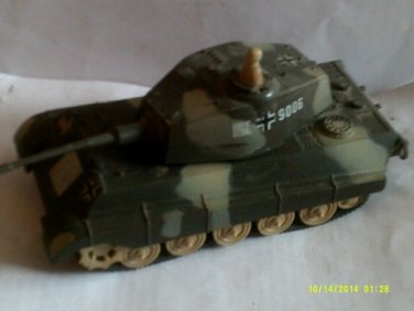 Durham Industries Tiger Tank