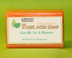 Kojic Soap Bar Skin Whitening Lightening Bleaching
