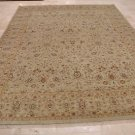9x12  BEIGE RUG PERSIAN VEGETABLE DYE GHAZNI WOOL TONE