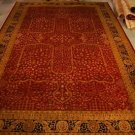 12x18 WOOL AREA RUG HANDMADE HAJI JALILI  RED BLACK NEW