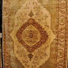 RARE MATERPIECE KIRMAN 6x9 WOOL AREA RUG FINE WEAVE NEW