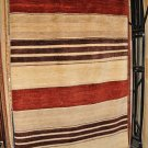 6x9 WOOL AREA RUG TRIBAL MODERN STRIPED VEGETABLE DYED