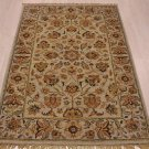 4x6 WOOL AREA RUG PERSIAN SILVER HAND MADE TUFTED new
