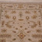 4x6 WOOL AREA RUG VEGETABLE DYE PERSIAN CHOBI HANDMADE