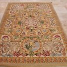 6x9 RUG FRENCH AUBUSSON SAVONERRIE THICK WOOL GRIFFINS