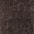 SHAG 9x13 AREA RUG SOLID GRAY HANDMADE TUFTED SOFT NEW