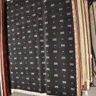 9x12 WOOL AREA RUG PERSIAN HANDMADE BLACK TRIBAL MODERN RED WHITE