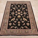 NEW 4x6 WOOL & SILK HANDMADE AREA RUG FINE CHINESE RARE
