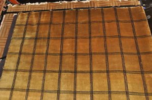 8x10 WOOL AREA RUG TAN BLACK CONTEMPORARY TRANSITIONAL