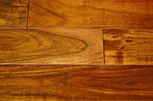 "1/2"" Golden Engineered 5"" Wide 1.5mm Top Layer Acacia Real Wood Flooring"