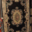 NEW 6x9 THICK WOOL CHINESE AREA RUG AUBUSSON SAVONERRIE