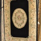 NEW 6x9 THICK WOOL AREA RUG CHINESE AUBUSSON SAVONERRIE