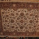 9x12 RUG PERSIAN HANDMADE JAIPUR IVORY GOLD RED GREEN