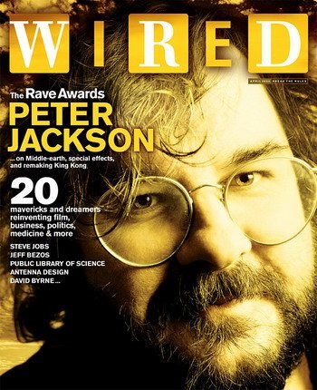 Wired Magazine April 2004 - Back Issue - The Rave Awards