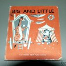 Big and Little by Cecilia & Jean Hinde (1964)