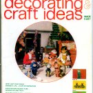 Decorating & Craft Ideas Made Easy - December 1974 - Holiday decorating - Christmas
