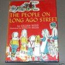 The People on Long Ago Street by Lillian Budd (1967) Marilyn Miller