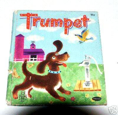 TRUMPET by Patricia Lynn (1959) Bernice Myers -Whitman