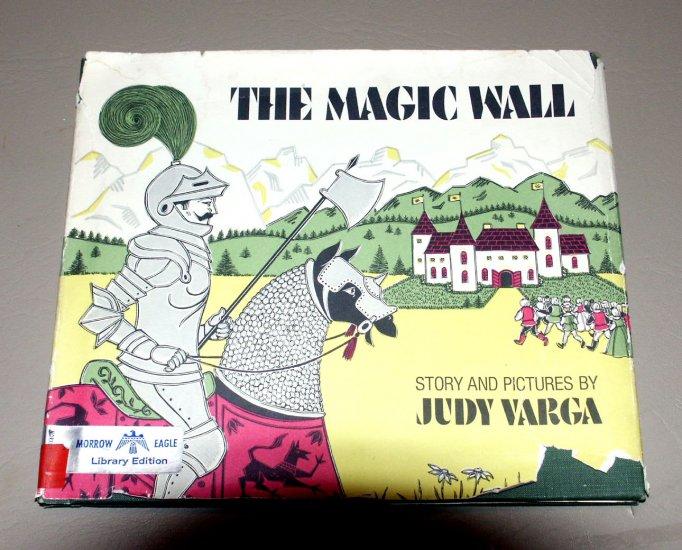 The Magic Wall by Judy Varga (1970) - old folk tale - medieval Austria