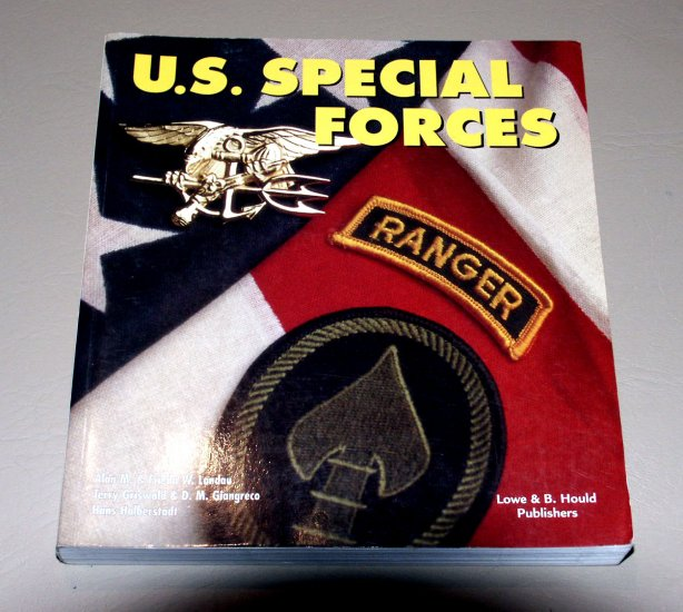 U.S. Special Forces by Alan M. & Frieda W. Landau, Terry Griswold