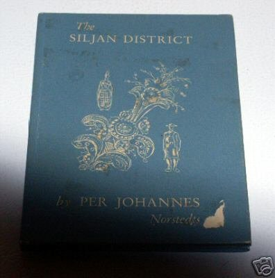 The Siljan District by Per Johannes - P.A. Norstedt & Soners Forlag