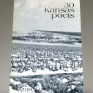 30 Kansas Poets edited by Denise Low - Cottonwood Review Press 1979