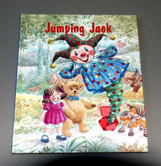 Jumping Jack by Geoffrey Alan (1993) Brimax Children's Book - Angela Mills