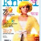 Vogue Knitting Summer 2006 Magazine Back Issue - The Art of Knitting - Portrait of an Artist